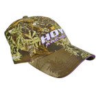 Hoyt Archery Max 1 Camo with Archery Logo in Purple Stitching  #073176