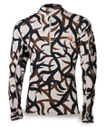 First Lite Chama QZ - Midweight - 1/4 Zip Long Sleeve - ASAT Camo XL