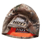 Hoyt Archery Reversible Camo / Orange Beanie w/Logo on Both Sides #633936