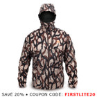 First Lite Uncompahgre Puffy - Insulated - Jacket - ASAT Camo XXL