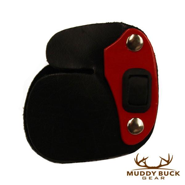 Muddy Buck Gear Aluminum Tab Red