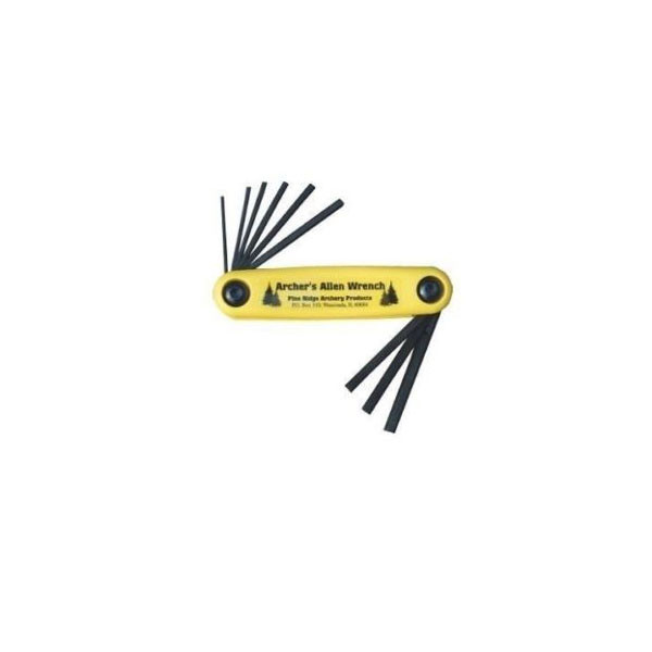 Pine Ridge Archers Allen Wrench Set