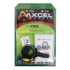 Axcel X-31 Scope w/ Doc's Choice 1-3/8 dia 4X Lens Combo - YCS - Black