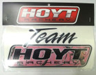 Hoyt Archery Pink Camo Decal #574201