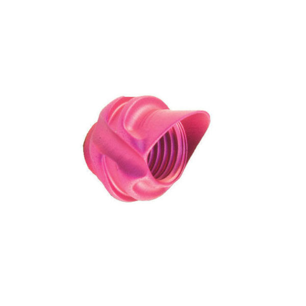 Speciality Archery Pro Series 45 Degree Hooded Peep Pink
