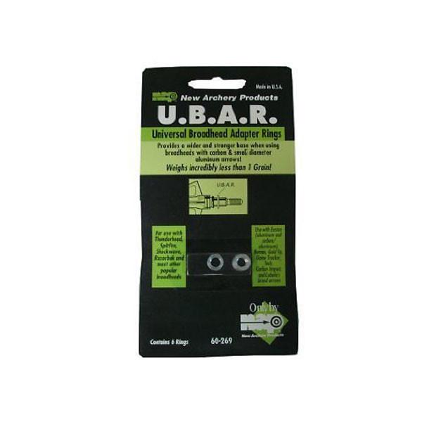 NAP UBARS - BLISTER CARD (6 PACK)