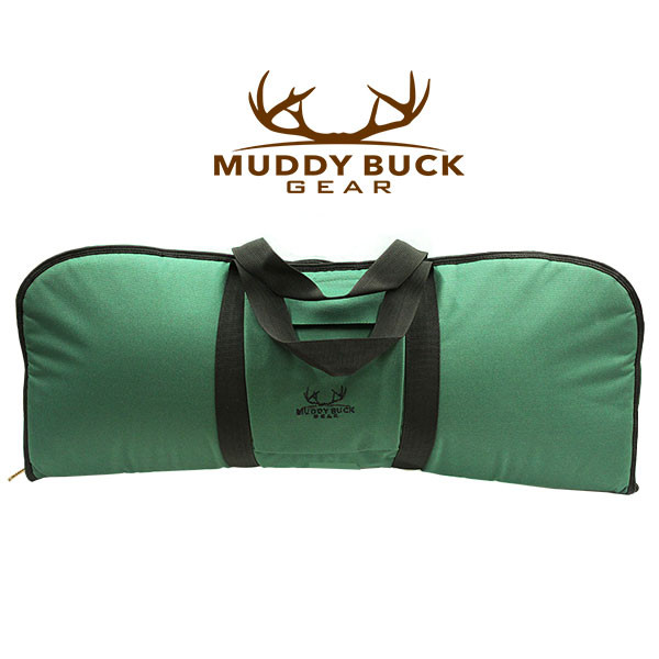 Muddy Buck Gear Take Down Recurve Case Hunter Green