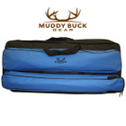 Muddy Buck Gear Recurve Back Pack Blk/Blue