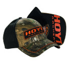 Hoyt Camo/Orange Livewire Cap