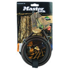 Covert by Master Lock 5/16 Python Cable Lock Camo