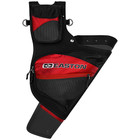 Easton Deluxe Hip Quiver RH Red