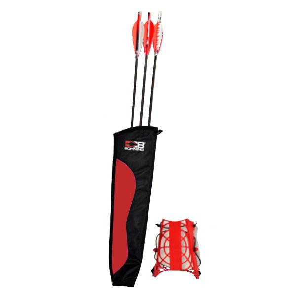 Bohning Evervale Archery Set Red