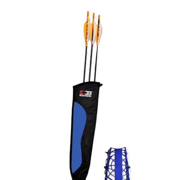 Bohning Evervale Archery Set Orange & Blue
