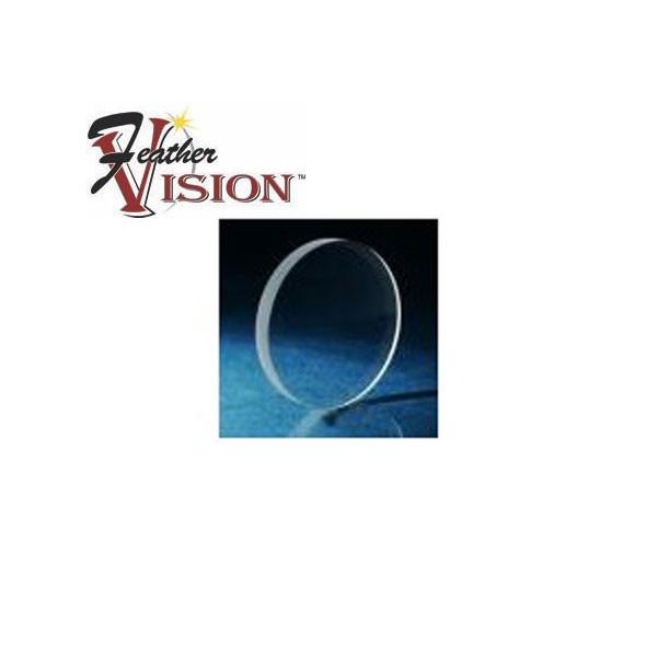Feather Vision Original Plus 2x 1 3/8 Lens - Clear