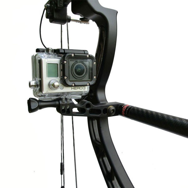 BOWFINGER ZX5 CAMERA MOUNT FOR GoPro's WITH BOWJAX