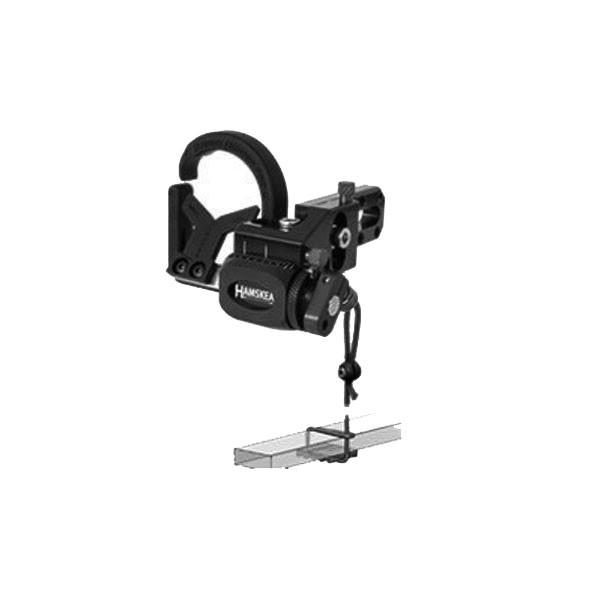 Hamskea Hybrid Hunter Pro Right Hand Microtune - Black