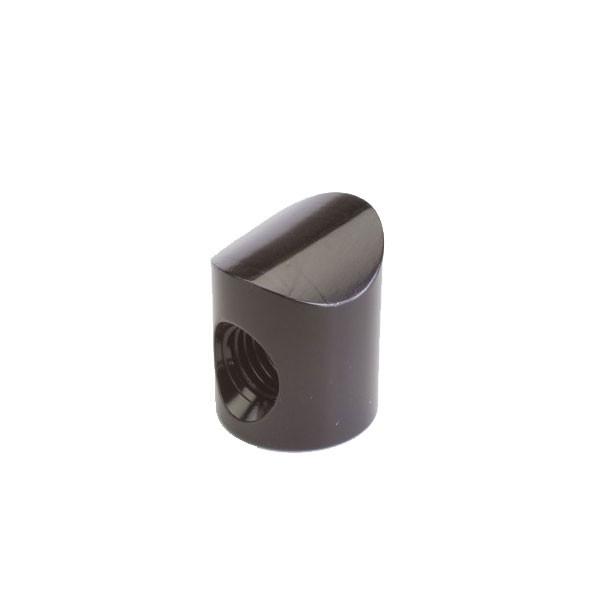 Shrewd V-Bar Colored Barrel Nut 20 Degree Black