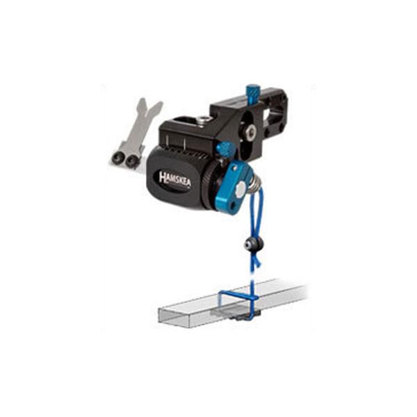 Hamskea Hybrid Target Pro RH Micro Tune Blue
