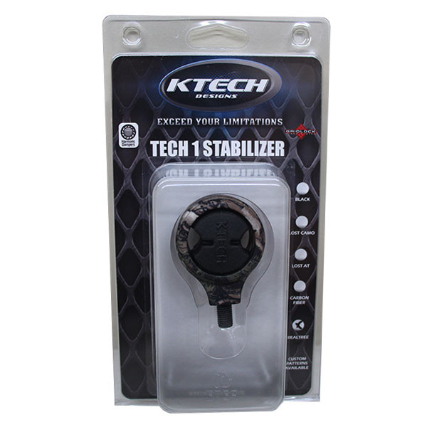 KTECH TECH 1 Stabilizer - w/ KTECH Damper Realtree XTRA