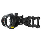 Axcel ArmorTech Vision HD Sight - 4-Pin - .010 - Black
