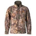 ScentLok Covert Deluxe Windproof Fleece Jacket Realtree Xtra - XL