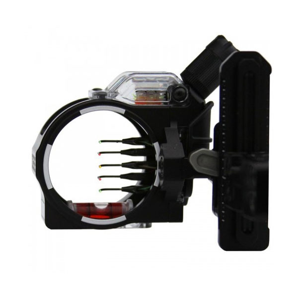 "CBE Sniper Pro XD 5-Pin .010"" Bow Sight RH - CBE-SXD-5-RH-10"