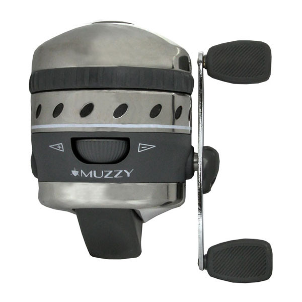 Muzzy XD Spin-Style Bowfishing Reel