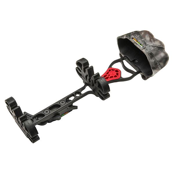 TRUGLO TRU-TEC Ultra Light Weight 5 Arrow Quiver Lost XD Camo - TG315M2