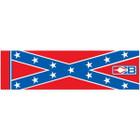 Bohning Arrow Wrap 4in Standard Confederate Flag - 501001CONF
