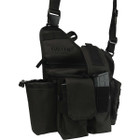 Allen Company Tactical Go Bag/Shoulder Bag Black - 10850