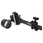 Axcel AccuTouch Carbon Plus Slider - Accuview AV-41 Scope - Single .010 Blue Pin - ACUP-C110-4LB