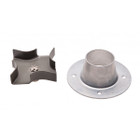 Moultrie Metal Spinner Plate & Funnel Kit - MFA-13103