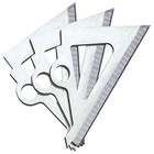 Muzzy Trocar Switch Replacement Blades  3 Sets of Blades Screws & Collars