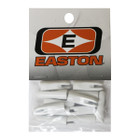 Easton PlastiNock 5/16 Doz Bag White