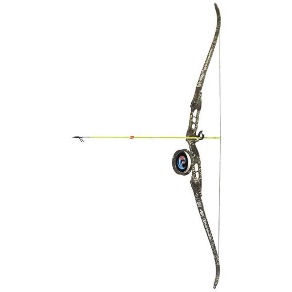 PSE Kingfisher Bowfishing Bow RH 60-50 Kit