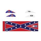 Bohning True Color Blazer Vane / Wrap Combo Confederate Flag - 101040CONF