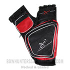 Carbon Express Red/Black Target Quiver - RH