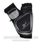 Carbon Express Black/Silver Target Quiver - RH