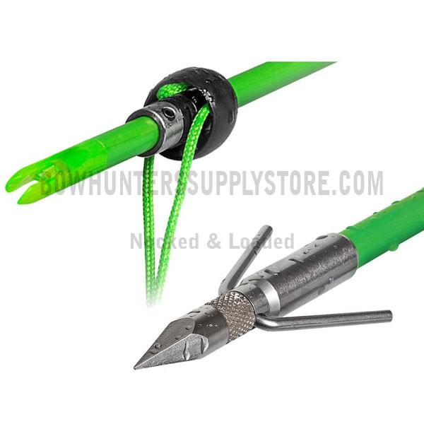 TruGlo Speed Shot Bowfishing Arrow with Slide