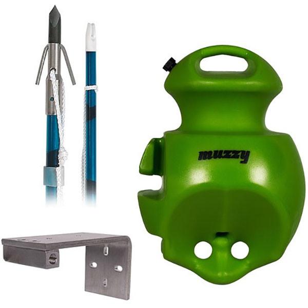 Muzzy Economy Gator Bowfishing Kit