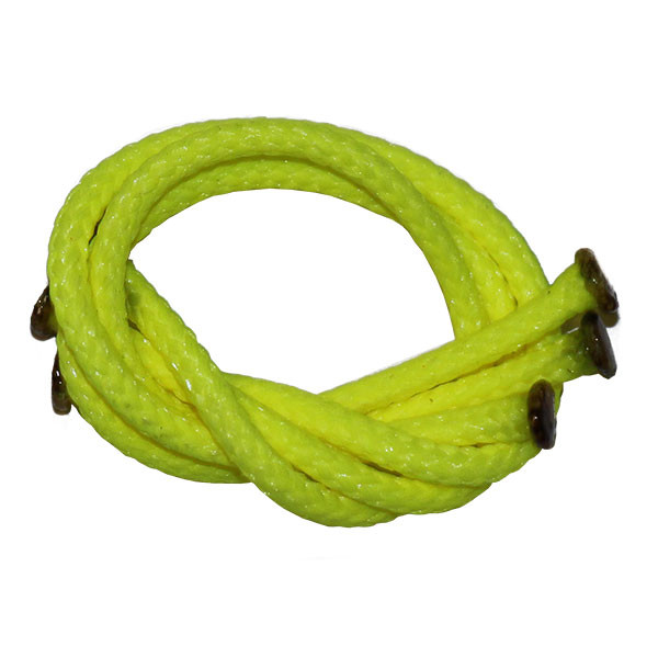 FirstString String Loop (3 Pack) Flo Yellow