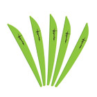 Bohning 3in Impulse Vane Lime 12 Pack