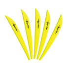 Bohning 3in Impulse Vane Neon Yellow 50 Pack