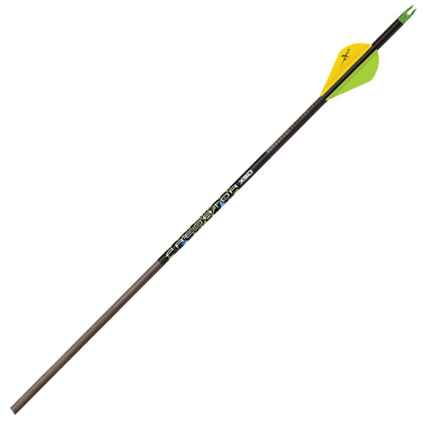 Carbon Express Predator XSD 400 Carbon Arrow  - 1/2 Dozen