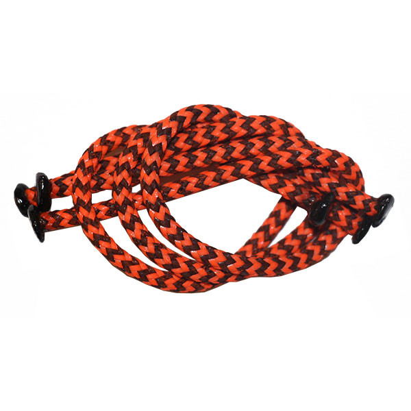 FirstString String Loop (3 Pack) Flo Orange Variant