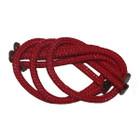 FirstString String Loop (3 Pack) Red
