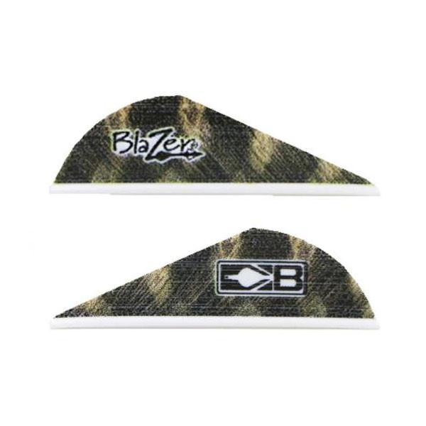 Bohning Blazer Vane 36Pk Barred Feather