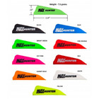 AAE Max Hunter Vanes (Hot Pink) - 100 Pack
