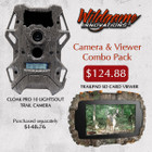Wildgame Innovations Camera & Viewer Combo Pack
