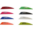 VaneTec 2.25 Swift Vanes - 50 Pack (Black)